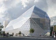 Gent Diamond ING HQ