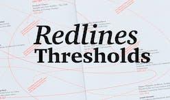 Redlines: Thresholds