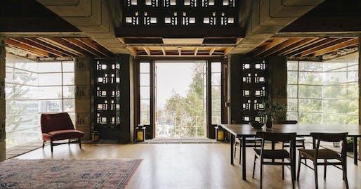 Freeman House; Image © Liz Kuball