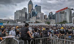 How the Hong Kong protests are reshaping the city's urban design