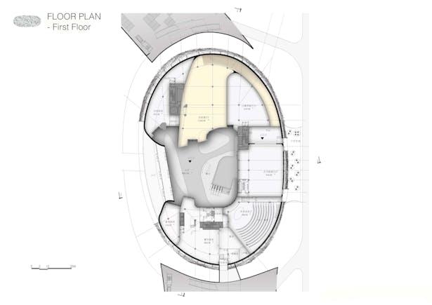 Museum Plan - First Floor