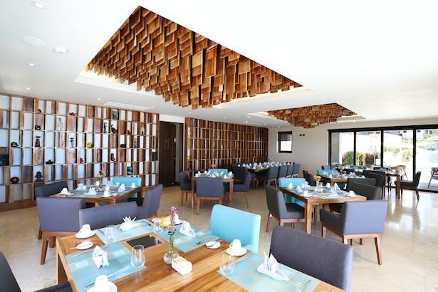 Restaurante Mai Live Aqua los Cabos - MEKZA Estudio