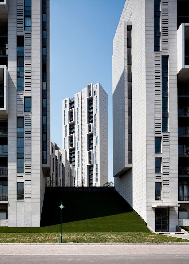 Andersen Garden by schmidt hammer lassen architects