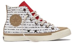 Oscar Niemeyer teams up with Converse