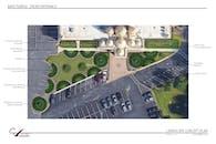 BAPS Temple Landscape Design