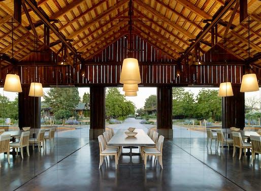 Architecture - Merit: Big Ranch Road by William Duff Architects. Photo: Matthew Millman.