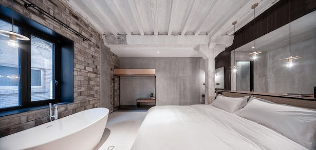 60s Guest Rooms, photo: Wu Qingshan