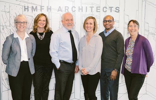 Principals of HMFH ArchitectsPhoto credit: Shane Godfrey