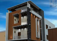 Residential Architecture - Design and Development for Mrs.Pradheepa Karthik at Chromepet