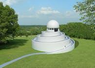 The Spiral Path Pavilion
