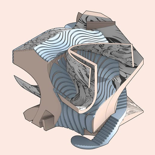Hilary Kusuma Isometric Projection Drawing Instructor: Sona Gevorkyan