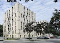 Residential Complex VORGARTENSTRASSE 98-106