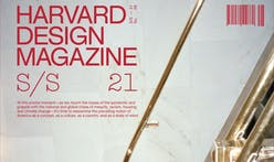 Harvard Design Magazine 48 showcases a complete redesign and new editorial model