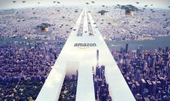 The city as fulfillment center: architects envision New York after Amazon