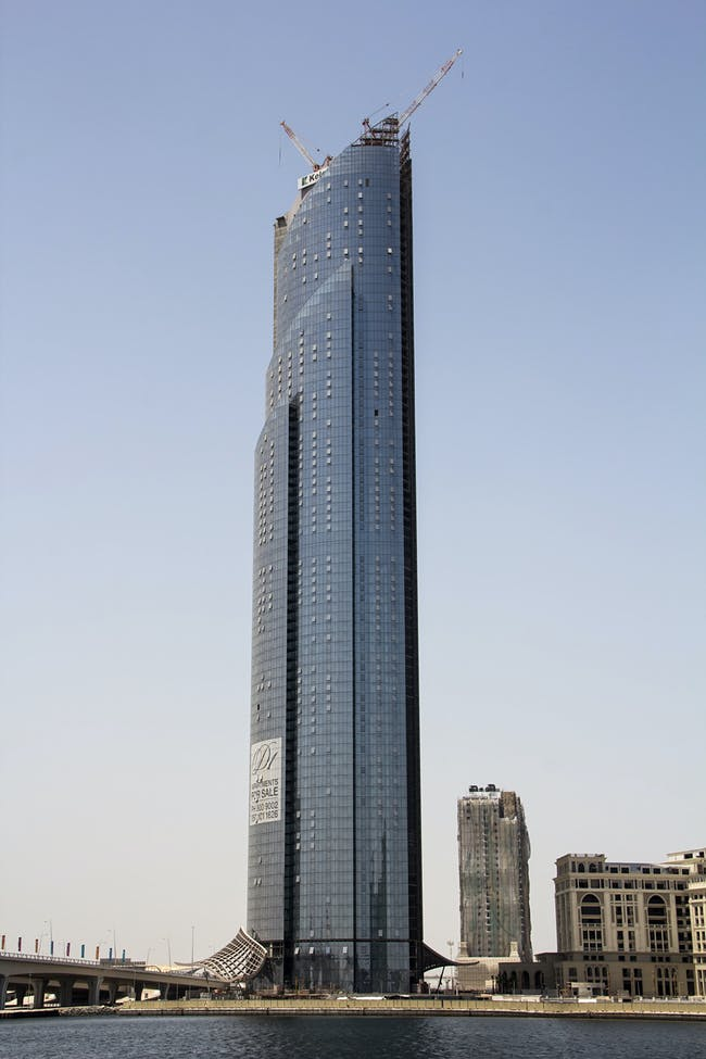 D1 Tower | Dubai, United Arab Emirates by Holfords & Associates. Photo © Allan Millin.