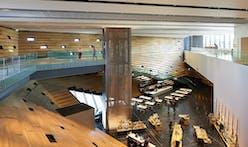 Kengo Kuma's V&A Dundee Museum opens; interiors revealed!