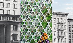 Terreform's ONE designs Monarch Butterfly sanctuary tower