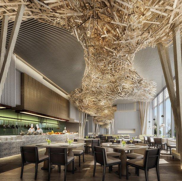 Banyan tree Hotel Chengdu