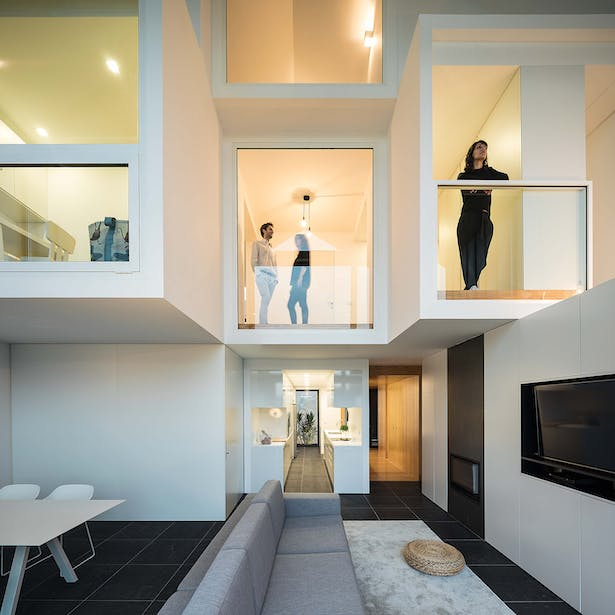 Arch House from Frari Architects Photography from Ivo Tavares Studio