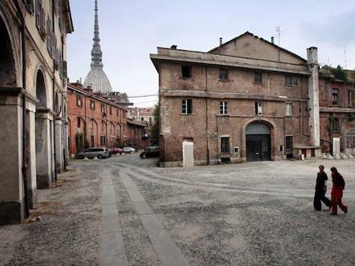 Cavallerizza Reale in Turin.