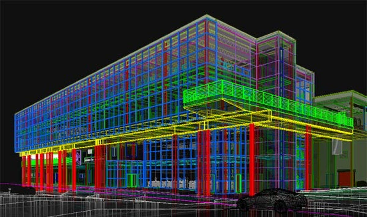 Are Architects Failing To See The Bim Potential News
