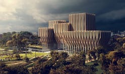 The Sleuk Rith Institute: Zaha Hadid's soft hymn to Cambodia's fallen