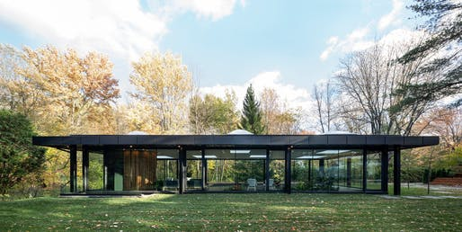 Photo by Adrien Williams. All images courtesy of Maurice Martel Architecte.