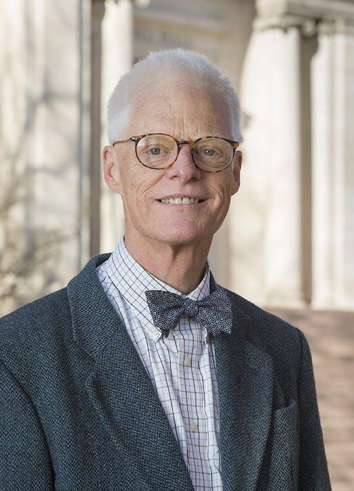 Thomas Gordon Smith has passed away at the age of 73. Photo courtesy University of Notre Dame.