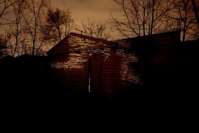 Newell/Alibi Studio; Weatherizing, Detroit (Photo: Catie Newell)