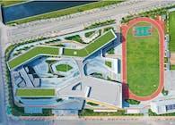 10 Design Completes Fushan Primary School