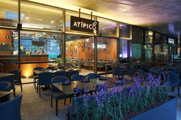 Atipico Parque la Mexicana - Boutique de Arquitectura