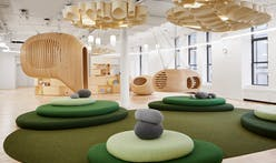 BIG and WeWork complete first WeGrow elementary school in NYC