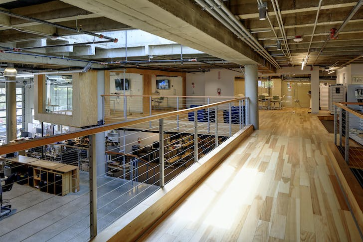 LOC Architects Talks About Their Recent Warehouse Conversion ...