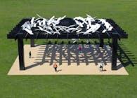 The Black Hole Pavilion