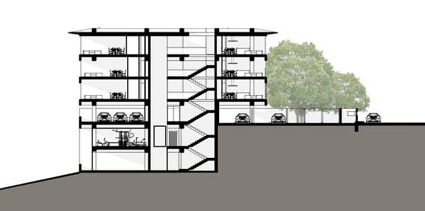 High End Residential Building Yacira Blanco Archinect