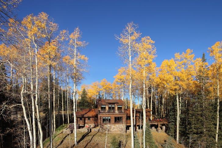 Moody Cabin, Telluride, CO, Architect: Trulinea Architects © Nico Marques/Photekt