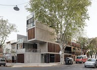 Urban Style 2 building by F2M Arquitectos