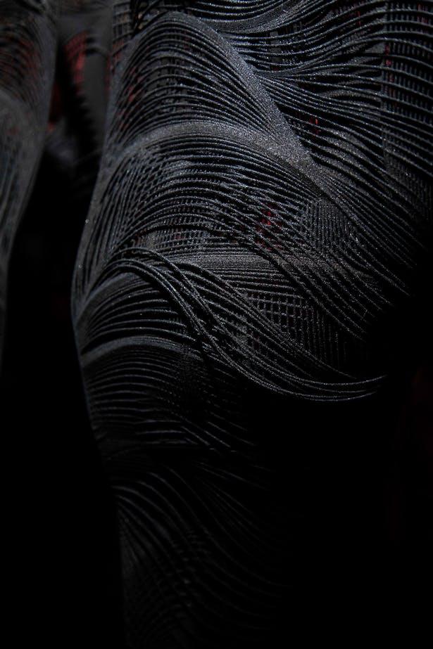VOLTAGE DRESS Photograph - ©Boy Kortekaas