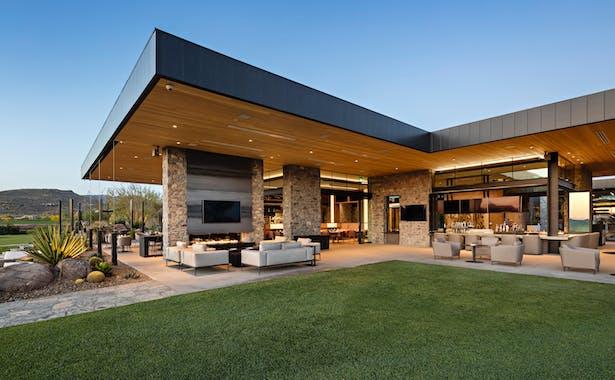 Seven Desert Mountain Clubhouse 2