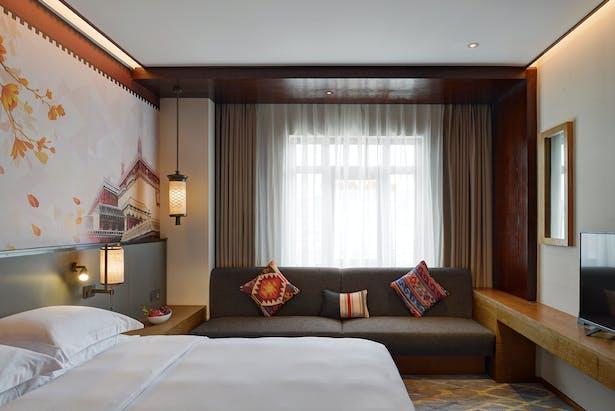 Hilton Garden Inn Shangri-La(YANG & Associates Group)