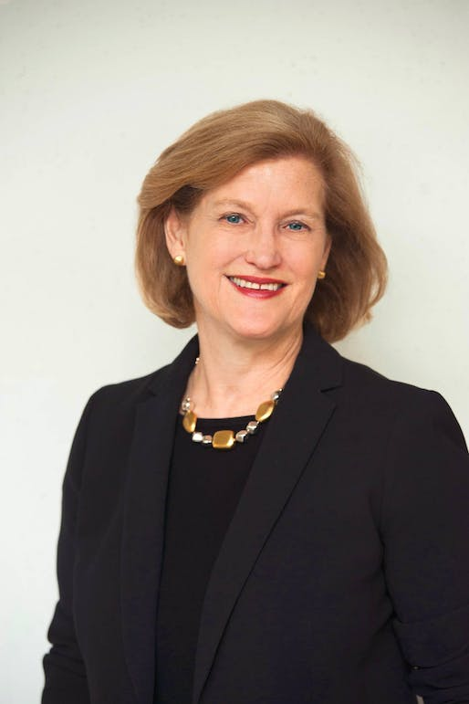 Suzanne Moomaw, the new director of the University of Virginia Press. Image courtesy of Suzanne Moomaw.