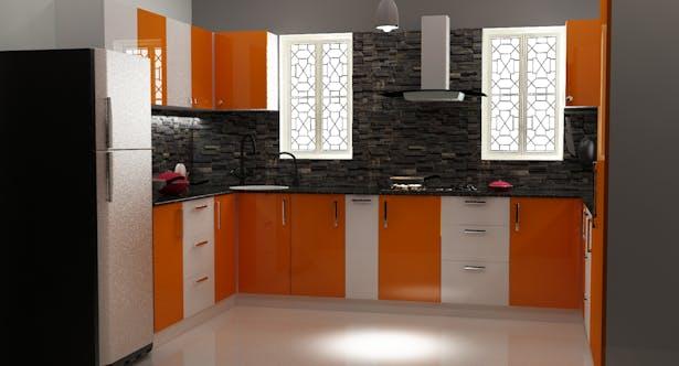 Modular Kitchen Kottayam Stmarys Interiors Interior Designers In Kottayam Archinect