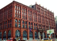 The Puck Building - Landmark building 1883
