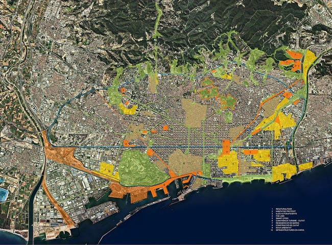 BARCELONA AS A COMMON GROUND by Vicente Guallart, Chief Architect, City of Barcelona