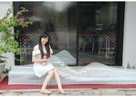 Parametric Bench design by Vo Huu Linh Arch