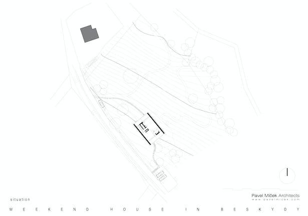 Situation Pavel Míček Architects