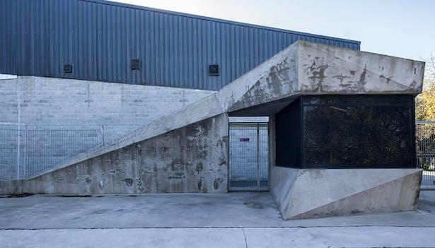 Speziale Linares arquitectos Ph Alejandro Peral