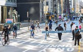 New York City unveils plan to convert roads into open, public spaces