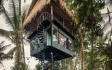 """This Bali-based Treetop hotel gives visitors an """"off-the-ground"""" experience"""