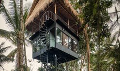 "This Bali-based Treetop hotel gives visitors an ""off-the-ground"" experience"